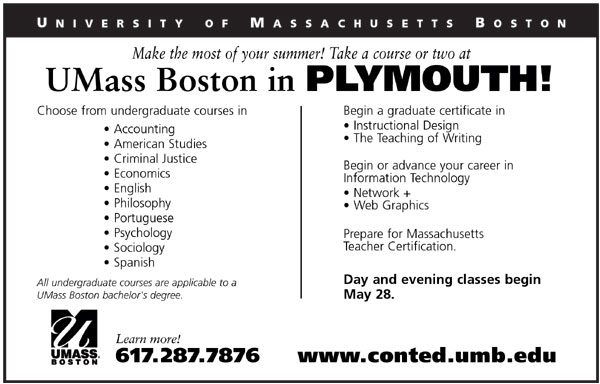 South Of Boston 2002 Jobs Education Training Guide